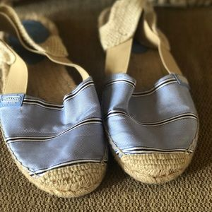 Ladies Coach espadrilles